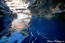 Insula Kefalonia - Lacul Melissani