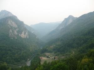 Canionul Tara-Durmitor Park