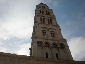 Turnul cu Clopot al catedralei Sf. Domnius