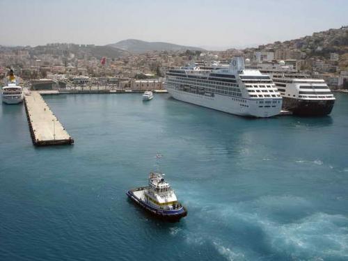 Poze Kusadasi Croaziera Imagini din Port Poze Port Kusadasi