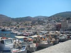 Ambarcatiuni port Hydra