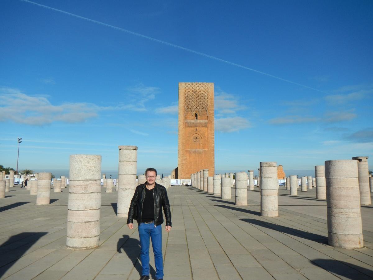 Rabat- Maroc- un loc  pentru eternitate