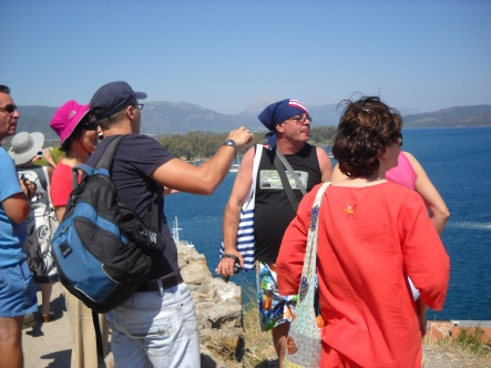 Poros walking tour