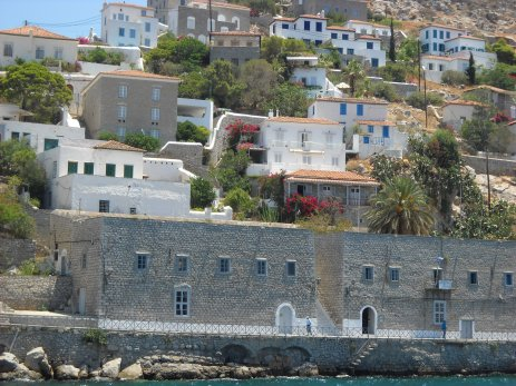 Beautiful Hydra Island