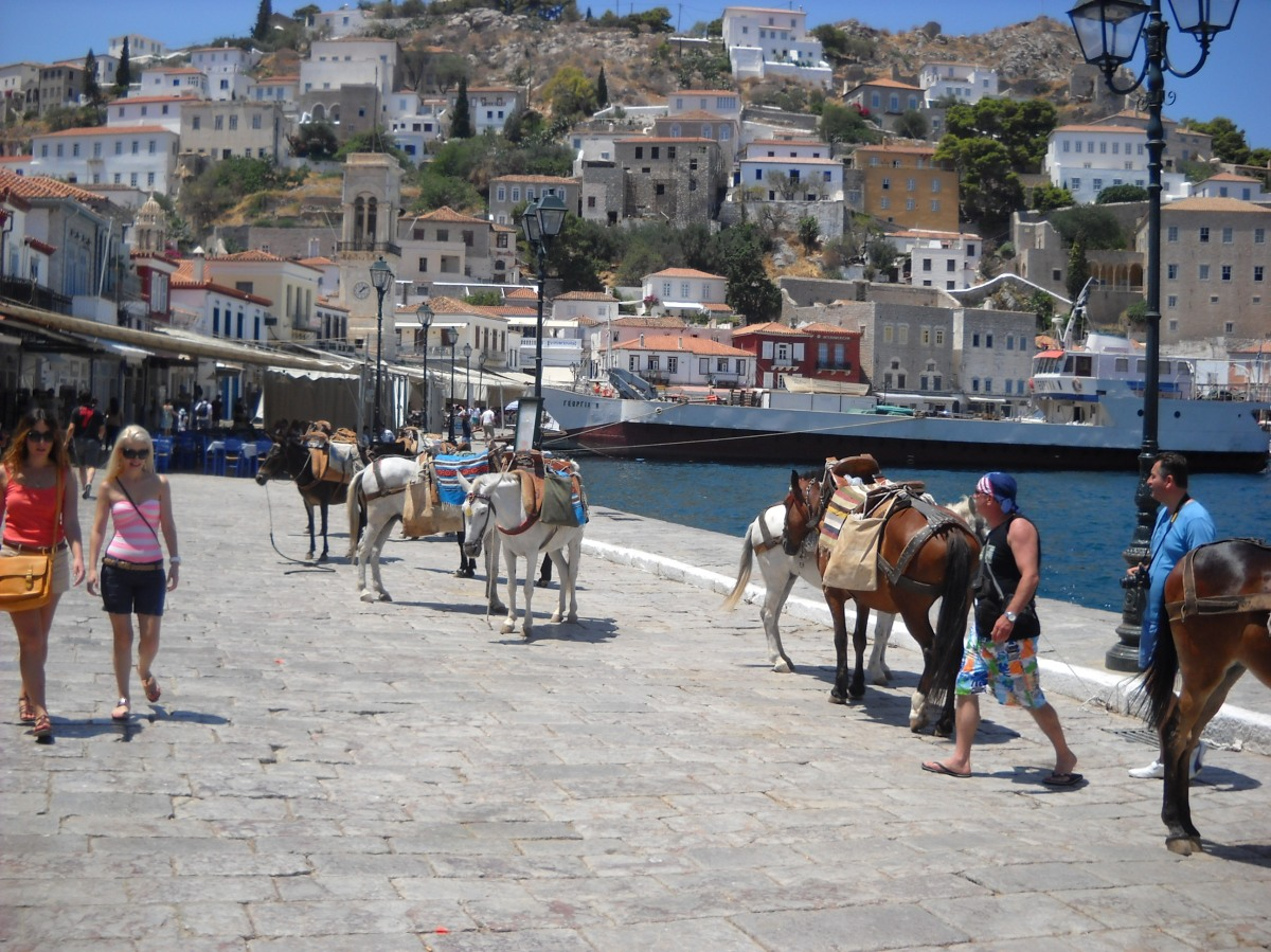 Hydra - O minune a Golfului Saronic!