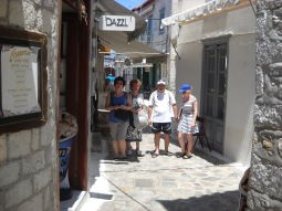 Walking tour in Hydra
