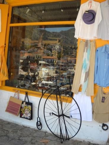 Hydra souvenir shop