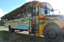 Republica Dominicana -Eco Caribe Tour-mijlocul nostru de transport