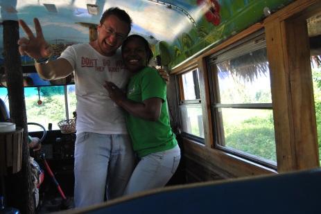 Republica Dominicana -Eco Caribe Tour-Barmanita excursiei