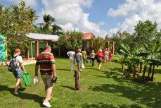 Republica Dominicana -Eco Caribe Tour-In vizita la scoala