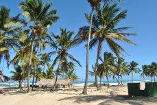 Republica Dominicana -Eco Caribe Tour-Terasa pe plaja zona Bavaro :)