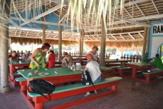 Republica Dominicana -Eco Caribe Tour-Masa de pranz in aer liber