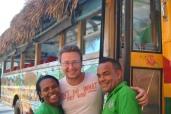 Republica Dominicana -Eco Caribe Tour-cu echipa Eco Caribe Tour