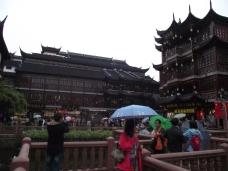 China - Shanghai -Gradinile Yuyuan