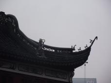 China - Shanghai -Arhitectura gradinilor Yuyuan