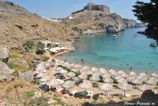 Lindos - Plaja Agios Pavlos