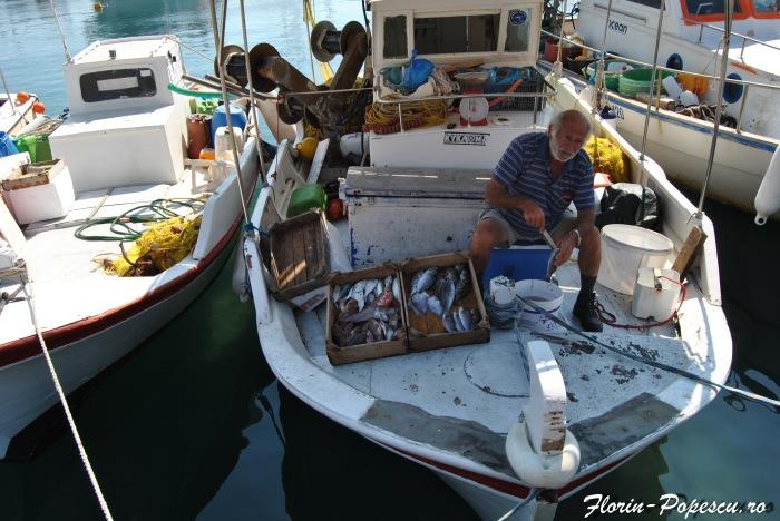 Rodos - Pescar grec